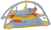 Tapis d'éveil savane éléphant