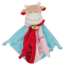 Doudou toile vache