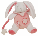 Pantin luminescent lapin
