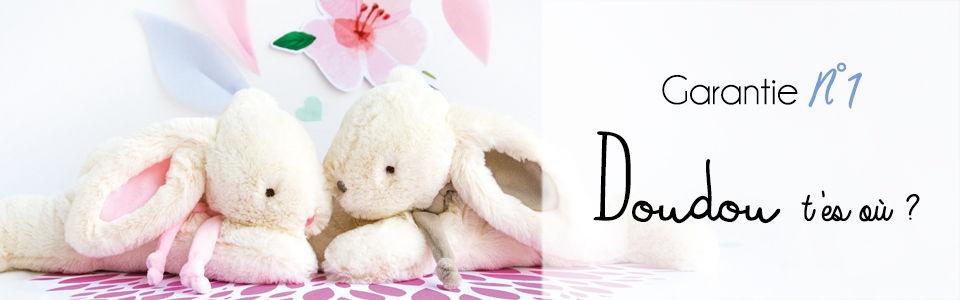 La garantie Doudou n°1 : retrouver Doudou